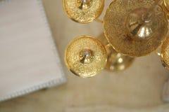 Perfumowy wodny ślubny instrument Fotografia Royalty Free