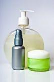 perfumy kąpielowy. Zdjęcia Stock