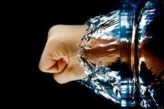 Perfurador da água Fotos de Stock