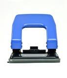Perfurador de furo azul Fotos de Stock