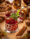 Perfurador quente do vinho Imagens de Stock Royalty Free