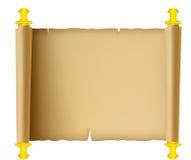 Pergamena Fotografia Stock Libera da Diritti