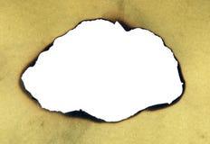 Pergamena Fotografia Stock