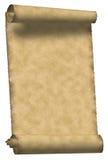 Pergamena dell'annata Fotografie Stock Libere da Diritti