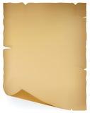 Pergament Lizenzfreies Stockbild