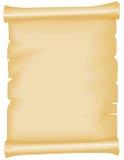 Pergaminho Imagens de Stock