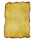 Pergaminho antigo Foto de Stock