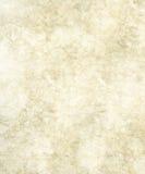 Pergaminho marmoreado velho Foto de Stock Royalty Free