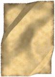 Pergaminho velho Imagens de Stock