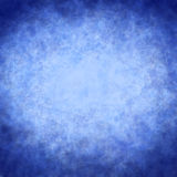 Pergamino azul Foto de archivo libre de regalías