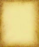 Pergamino envejecido Imagen de archivo libre de regalías