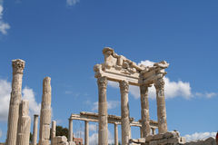 Pergamon Royalty Free Stock Photography