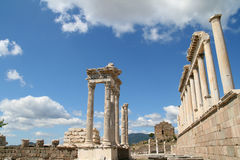Pergamon Royalty Free Stock Photos