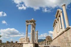 pergamon Zdjęcia Royalty Free