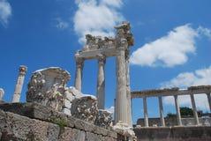 Pergamon Imágenes de archivo libres de regalías