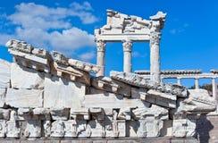 pergamon Fotografering för Bildbyråer