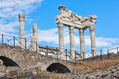 Pergamon Stock Image