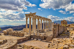Pergamon Stock Photo