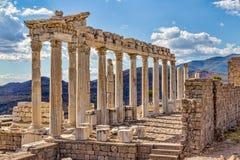 Pergamon Royaltyfri Bild