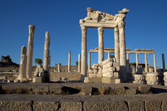 Pergamon Photographie stock
