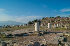 pergamon Foto de Stock Royalty Free