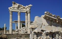pergamon Lizenzfreies Stockbild