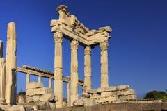 Pergamon akropol Royaltyfri Bild