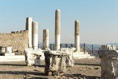 Pergamon akropol Royaltyfri Fotografi