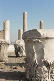 Pergamon-Akropolis royalty-vrije stock afbeelding