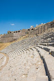 Pergamon Amphiteater Royalty Free Stock Photo