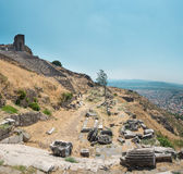 Pergamon Amphiteater Stock Photography