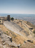 Pergamon Amphiteater Stock Images