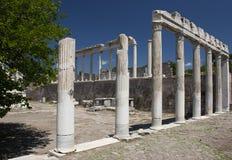Pergamon Izmir, Turkiet Royaltyfria Bilder