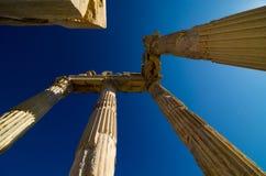 pergamon kalkon Royaltyfria Bilder