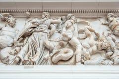 Pergamon-Museum in Berlijn, Duitsland Stock Foto's
