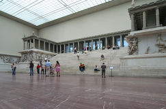 Pergamon Museum in Berlin Royalty Free Stock Images