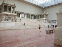 Pergamon museum in Berlin Royalty Free Stock Photos