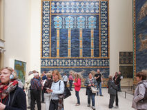 Pergamon museum in Berlin Royalty Free Stock Photography