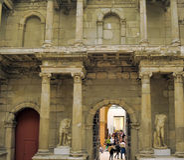 Pergamon Museum Berlin Stock Photography