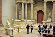 Pergamon Museum Berlin Royalty Free Stock Image