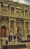 Pergamon Museum Berlin Stock Image