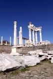 Pergamon ruins Stock Images