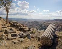 Pergamon-Theater lizenzfreie stockfotografie