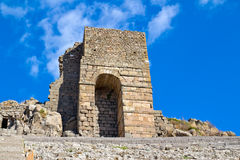 Pergamon Theater Stock Image