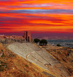 Pergamon - Turkey Stock Image