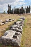 pergamum Ρωμαίος asklepion Στοκ Εικόνα