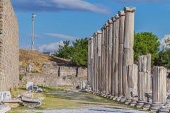 pergamum Ρωμαίος asklepion Στοκ εικόνα με δικαίωμα ελεύθερης χρήσης
