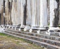Pergamum Asklepion  库存照片