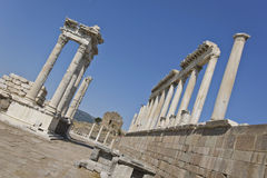 Pergamum-Turkey Royalty Free Stock Photos