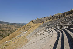 Pergamum-Turkey Stock Images
